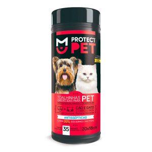 Supply-Wipes---Toalhas-Umedecidas-Protect-Pet-